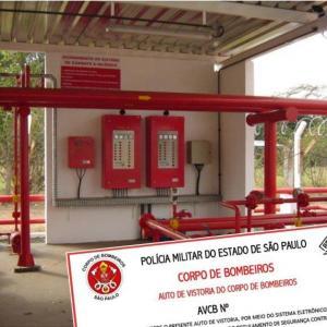Laudo auto de vistoria do corpo de bombeiros sp